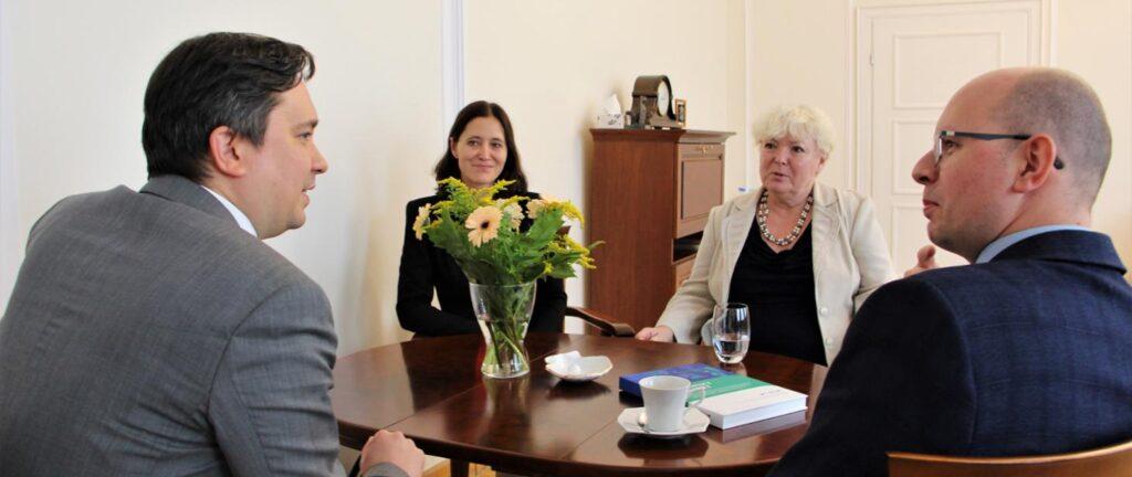 Rozpoczęcie współpracy z Rzecznikiem Praw Obywatelskich